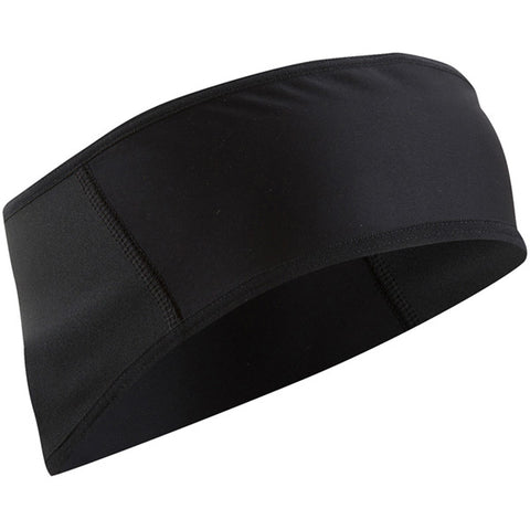 Unisex Barrier Headband, Black, One Size