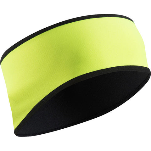 Unisex Thermal Headband, Screaming Yellow, One Size
