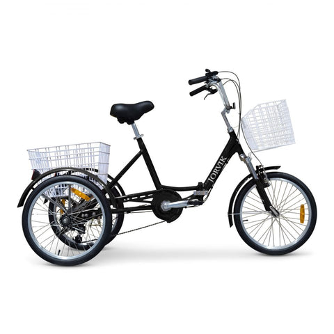 Jorvik Folding Adult Tricycle - ETA TBC