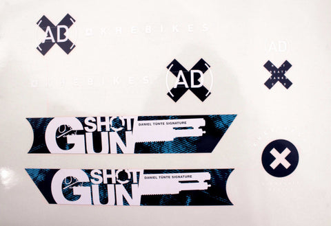 "KHE ""Shotgun"" sticker - S15"