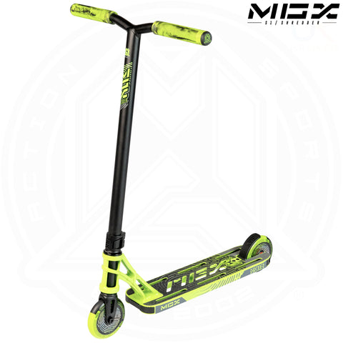 "MGP MGX S1 - SHREDDER 4.5"" - LIME/BLACK"
