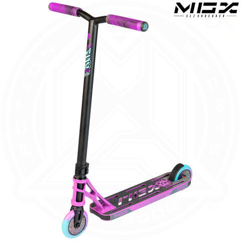 "MGP MGX S1 - SHREDDER 4.5"" - PURPLE/BLACK"
