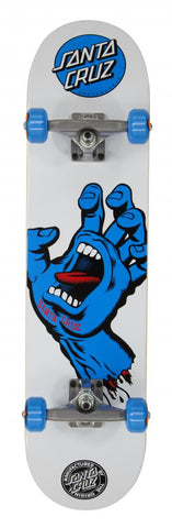 Santa Cruz Skateboard Complete Screaming Hand