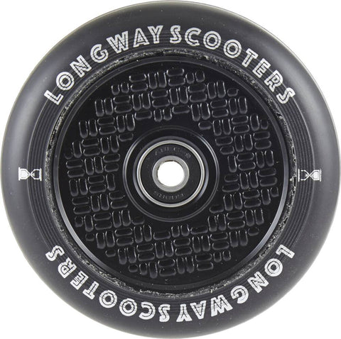 Longway FabuGrid Pro Scooter Wheel (110mm | Black)