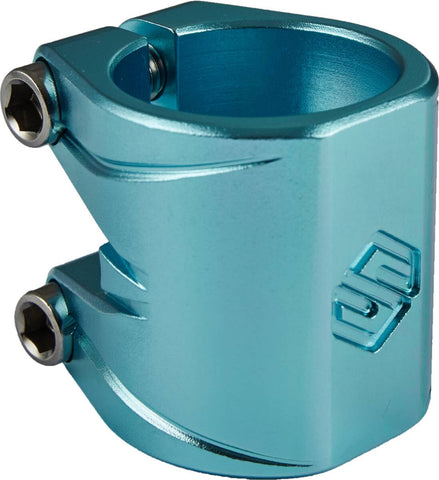Striker Essence Double V2 Pro Scooter Clamp (Teal)