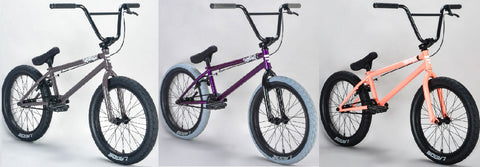 "Mafiabike Super Kush BMX Complete Bike - (20"" Wheels / TT: 21"")"