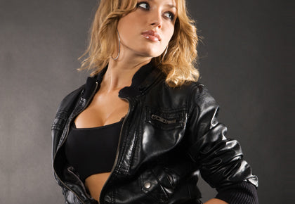 Leather Fashion Jacket
