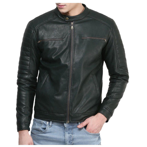 Slim Fit Racer jacket -