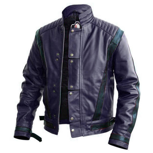 Michael Jackson Thriller Premium Leather Jacket -