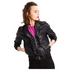 WOMEN REAL LEATHER FASHION JACKET -