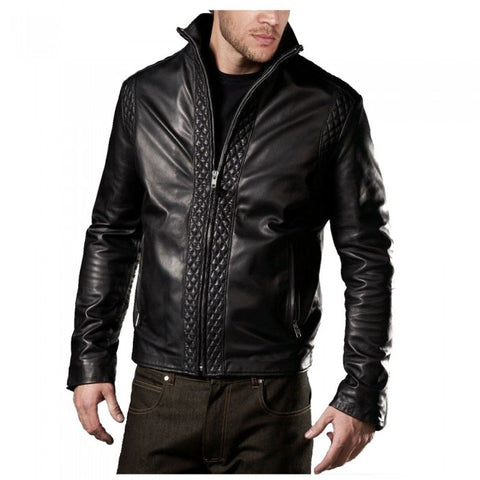 USA Leather Jacket