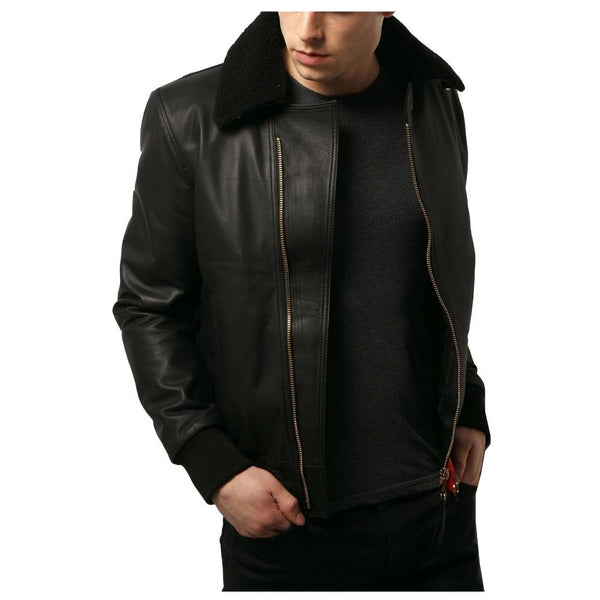 Black Flight Jacket - JacketHunt