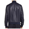 ELEGANT BOMBER FASHION LEATHER JACKET MEN -