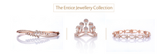 The Entice Jewellery Collection