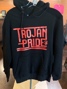 Kiefer Trojan Hoodies