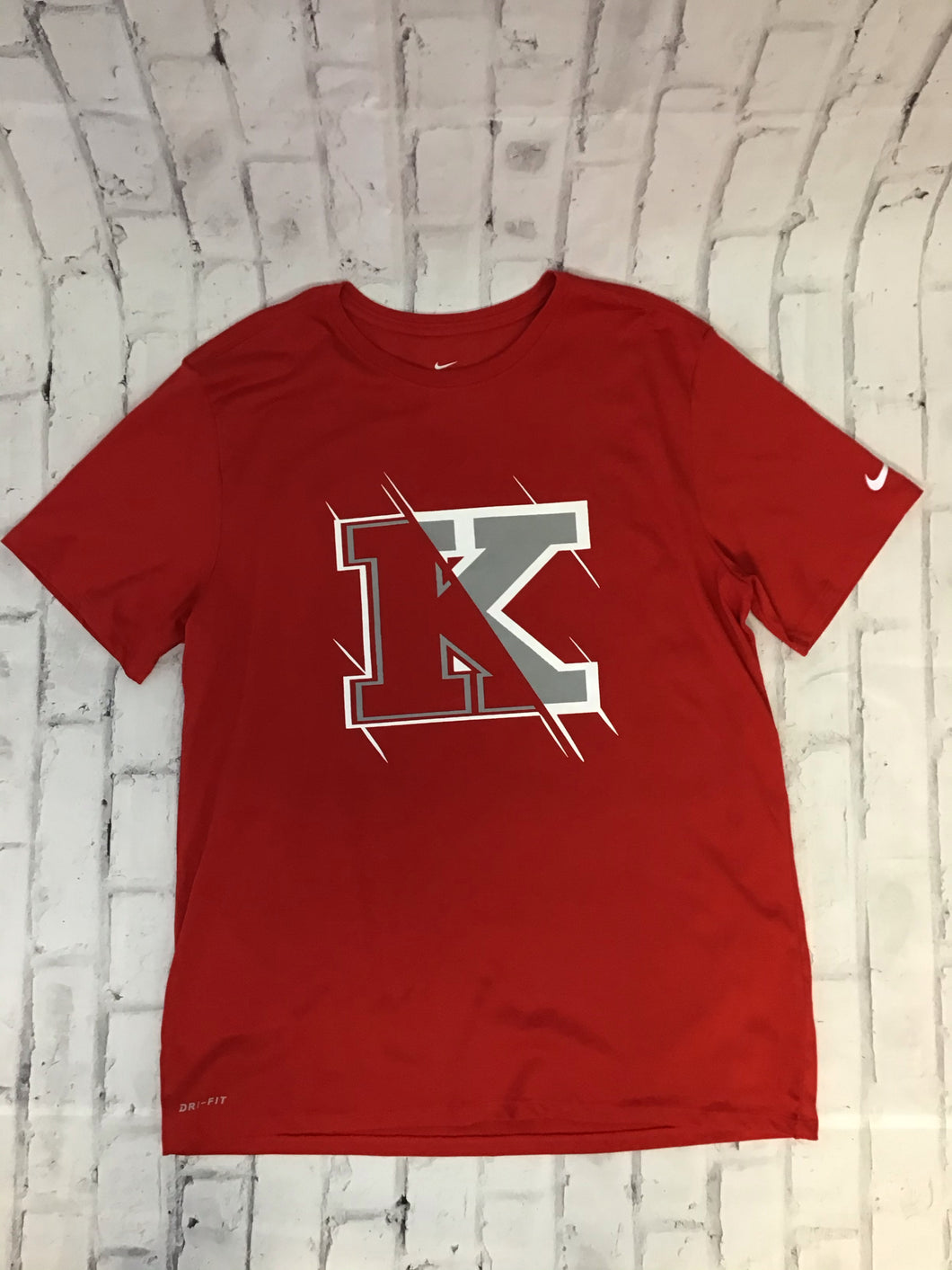 Kiefer Trojans Dry Fit Short Sleeve Tee