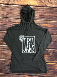 Kiefer Trojans Hooded Tee