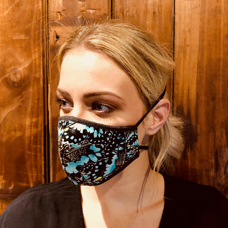 Kingsley Heath Flutterby Luxe Mamba Mask