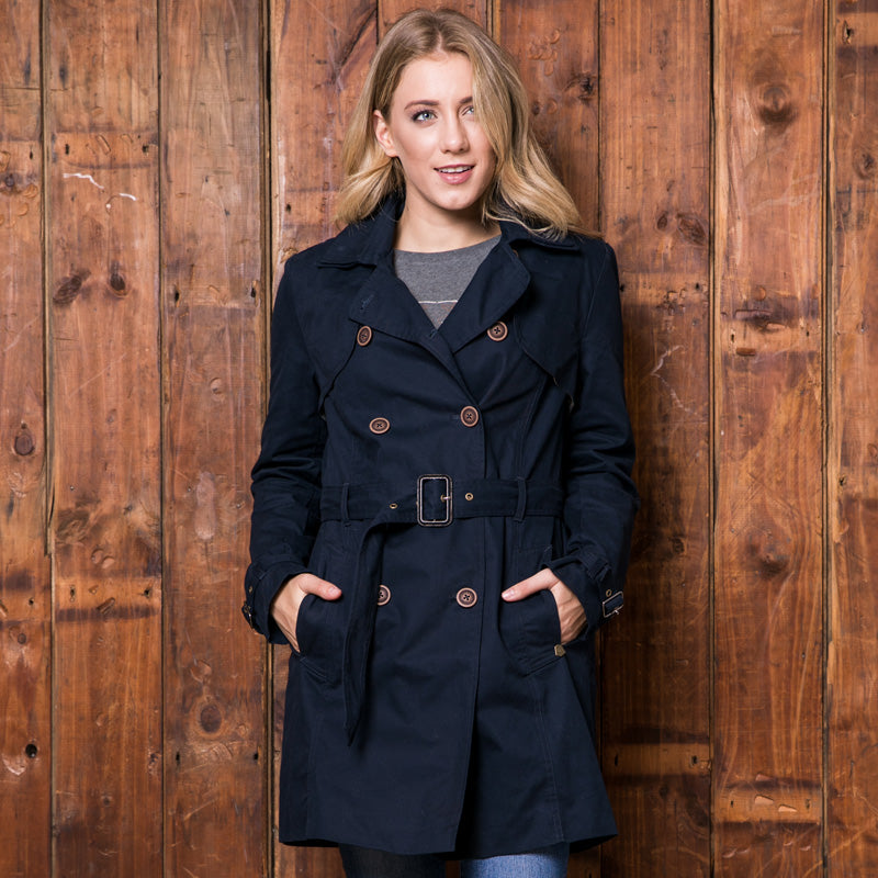 Londolozi Midnight Trench Jacket