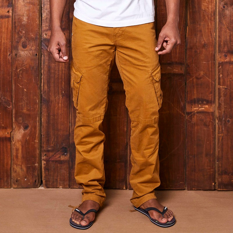 Pioneer Cargo Olive Pant 5