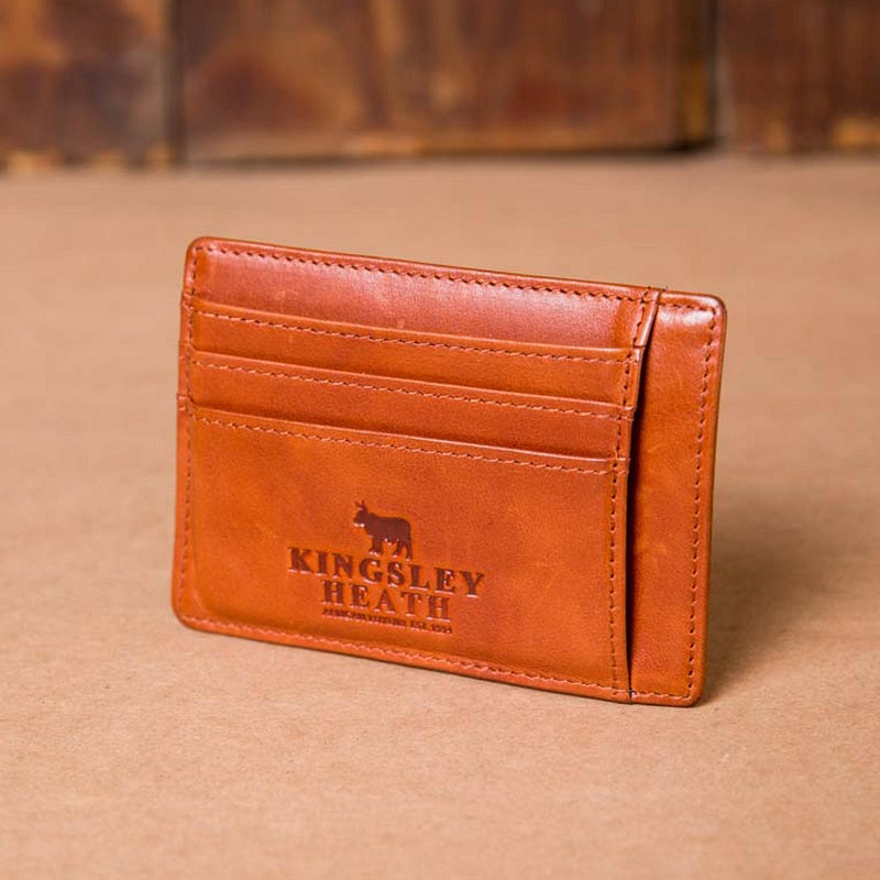 Kingsley Heath Tan Card  Holder