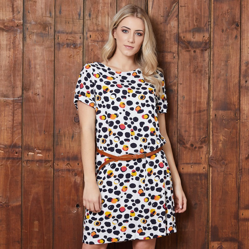 Gone Dotty Pelican Tunic