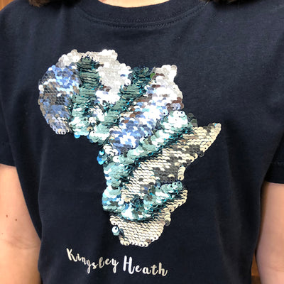 Reflections Of Africa Midnight Tee