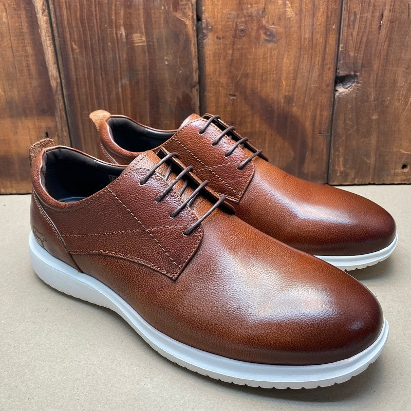 Kingsley Heath Modern Mav Tan/White Plaintoe