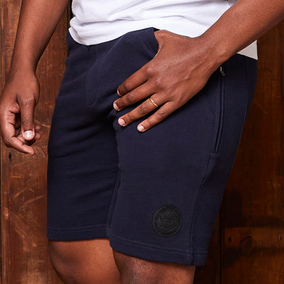 Chilled Summer Fleece Midnight Short