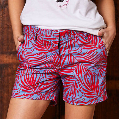 East Coast Palms Ranger Waxbill - Printed Short