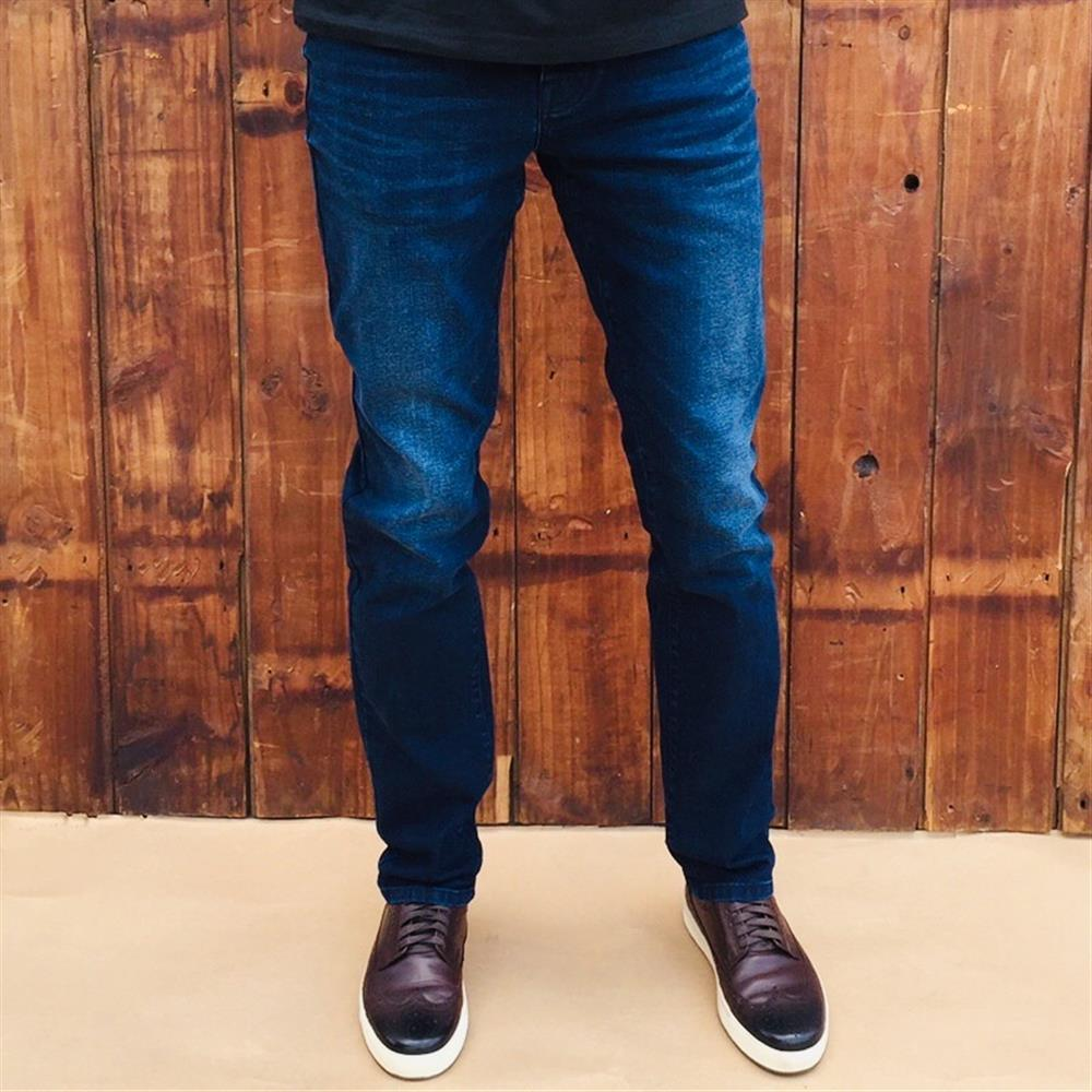 Ranger Slim Ink Light Wash Denim