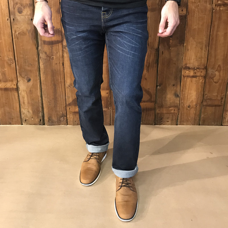 Expedition Regular Indigo Dark Wash Denim