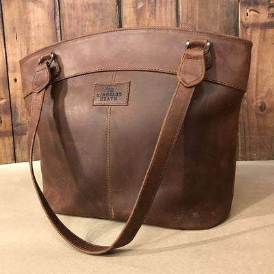 Wilderness Shoulder Tan Bag