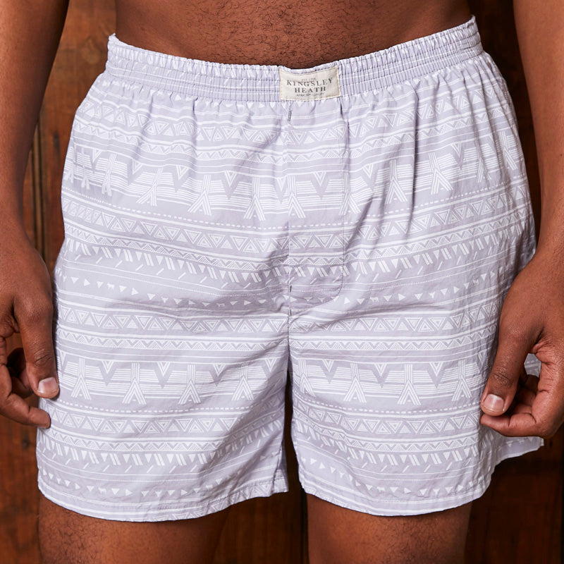 Kingsley Heath Tribal Luxe Sky Sleep Short