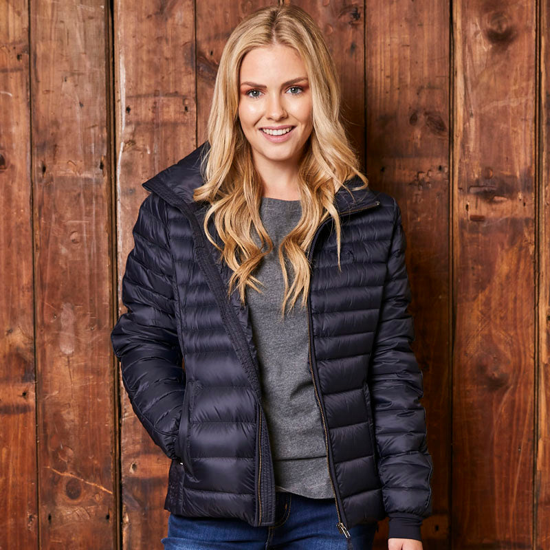 Camp Kili Puffer Midnight Jacket