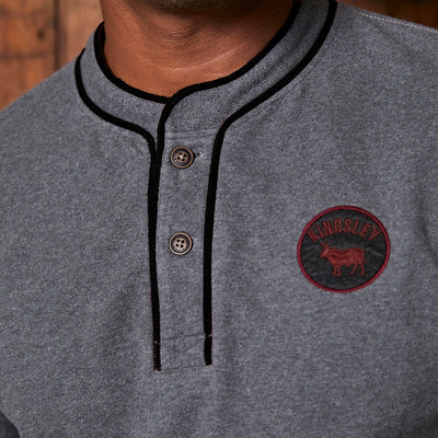 Classic Kingsley Heath Retro Jackal Henley