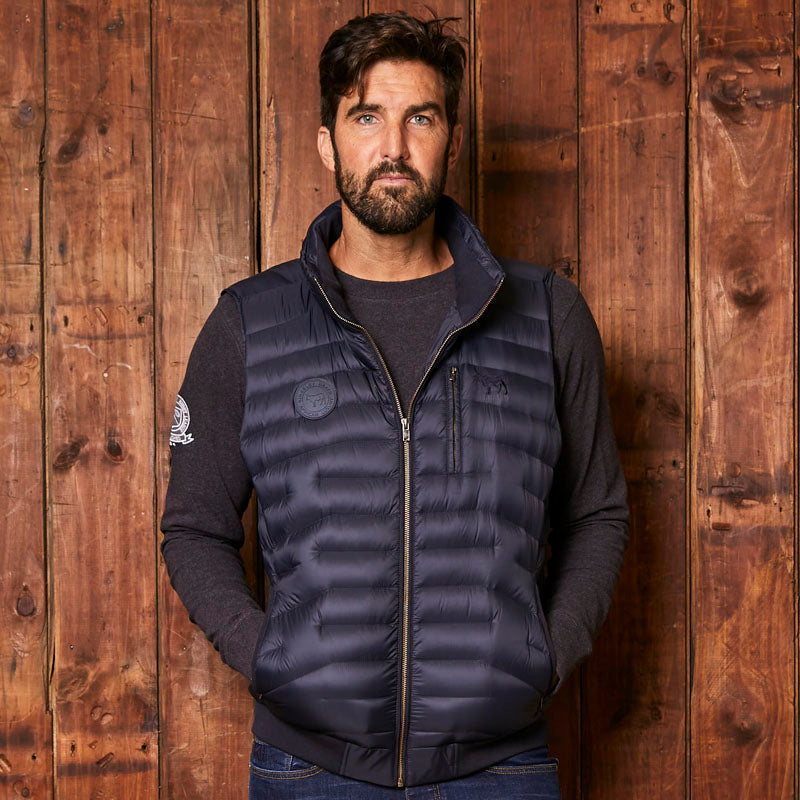 Weekend Adventurer Midnight Gilet
