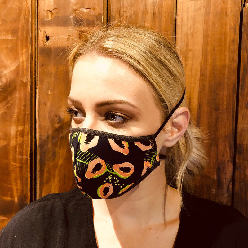 Kingsley Heath Papaya Loving Midnight Mask
