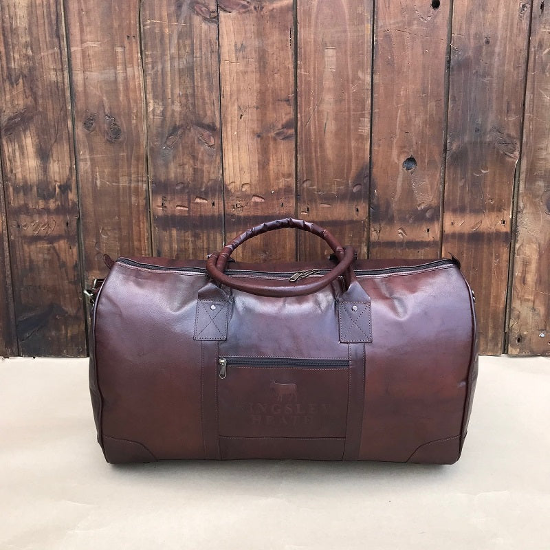 Kingsley Bold Midlands Meander Tan Bag