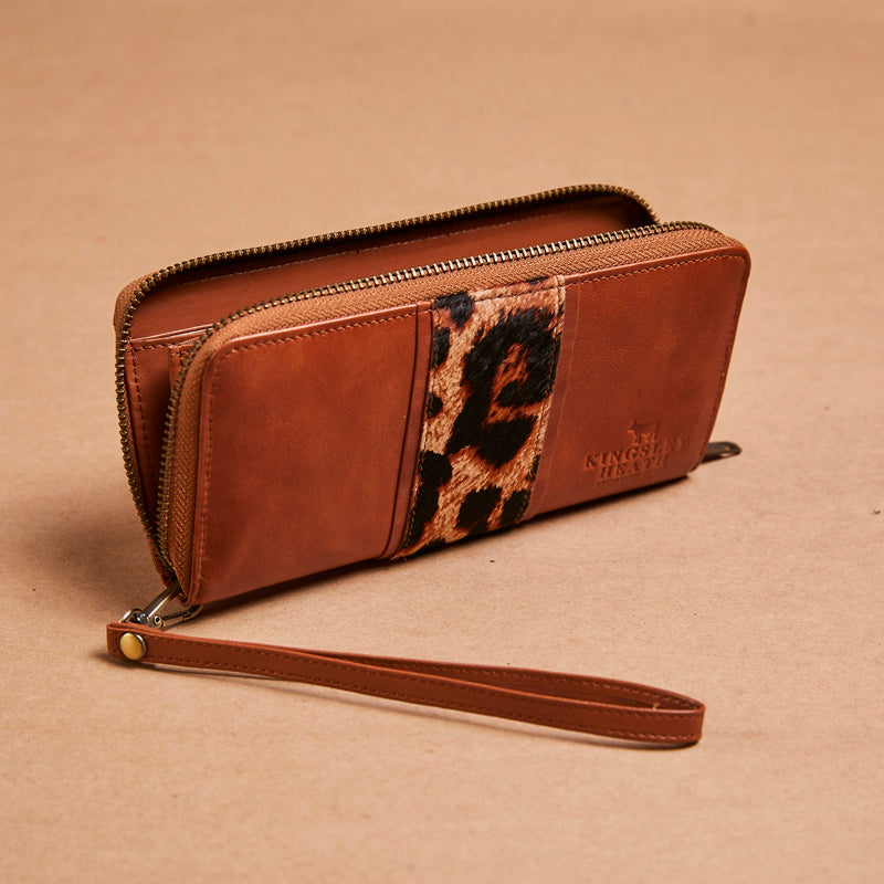 Kingsley Heath Tan Wild Tan Purse