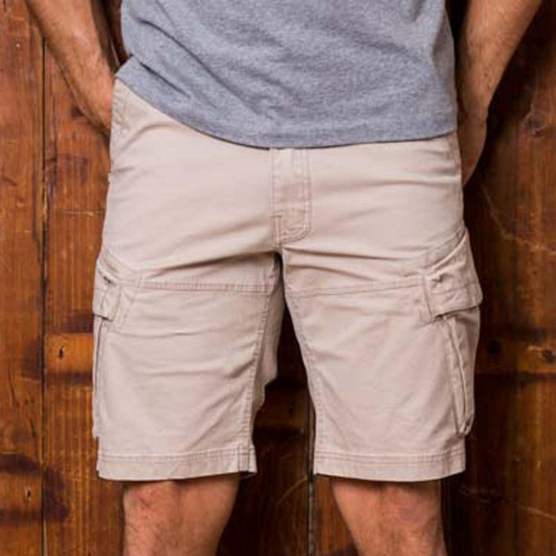 Kirkmans Stone Shorts