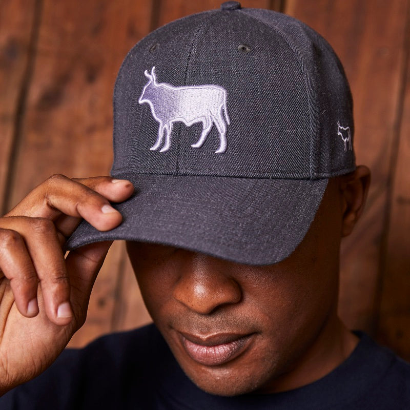 Kingsley Heath Bold Nguni Logo Gravel Cap
