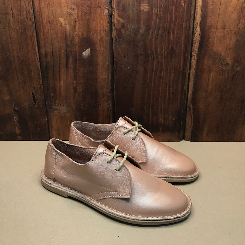 Kingsley Heath Wanderlust Luxe Rose Gold Shoe