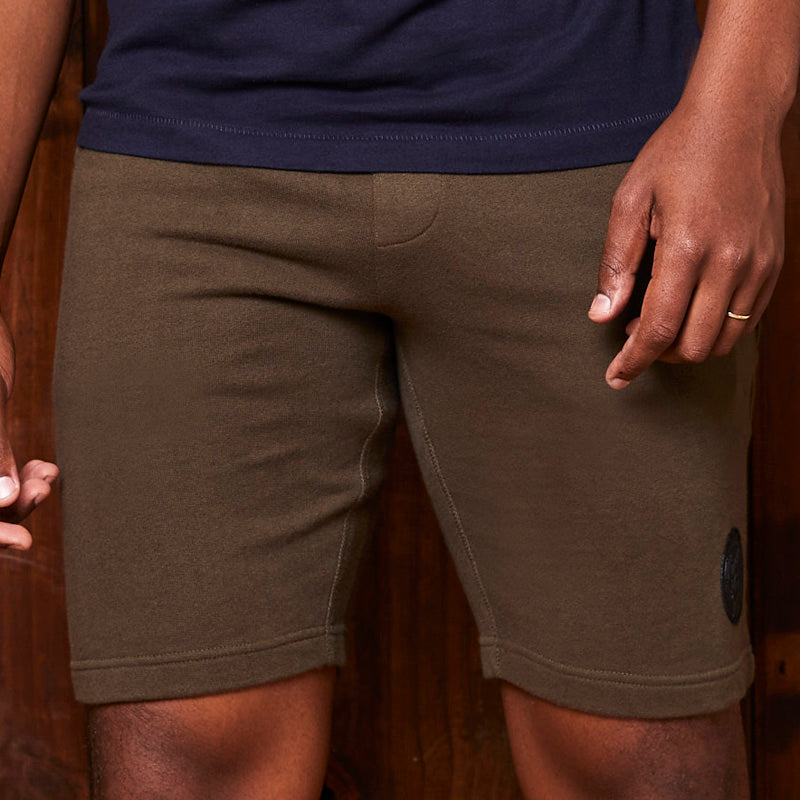 Chilled Summer Fleece Fatigue Short
