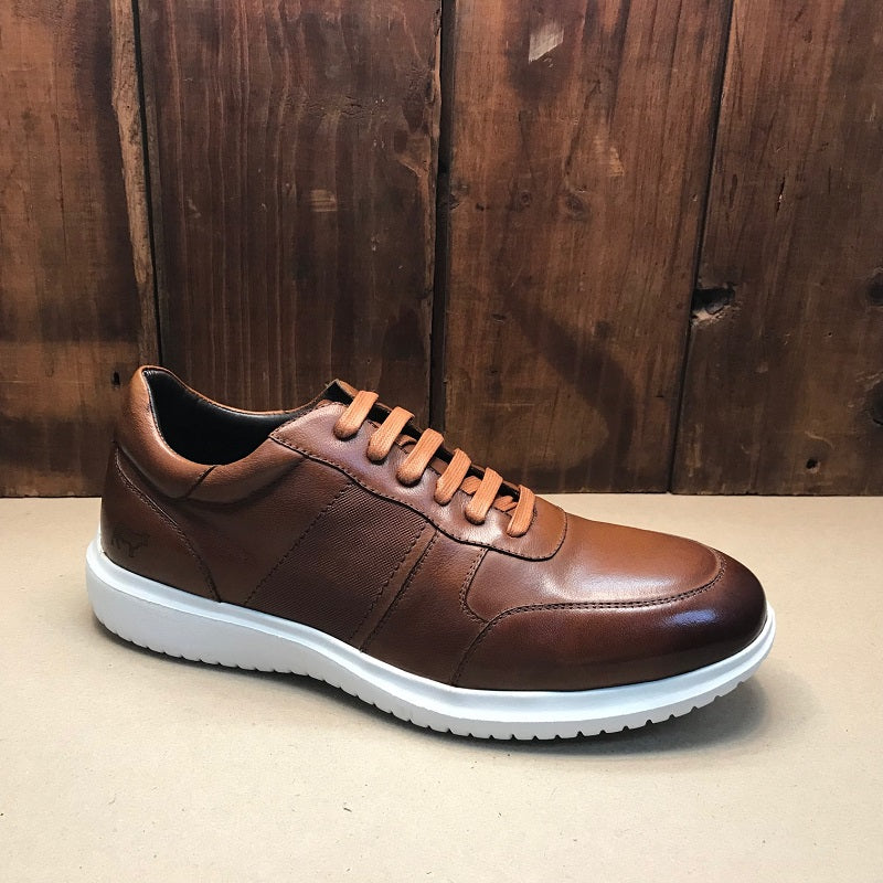 Kingsley Heath OG Runner Tan/Choc/White Shoe