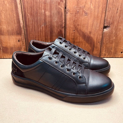 Kingsley Heath Combo Valc Black/Black Shoe