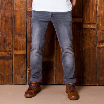 Ranger Slim Light Grey Denim