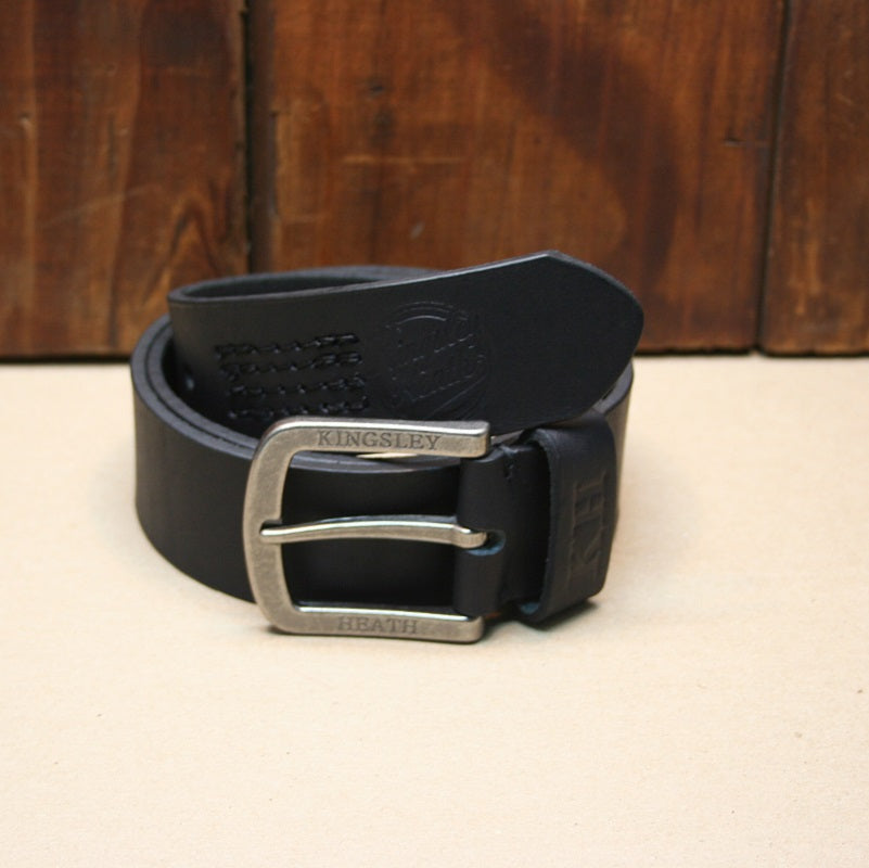 Tip Stitched Mamba Belt