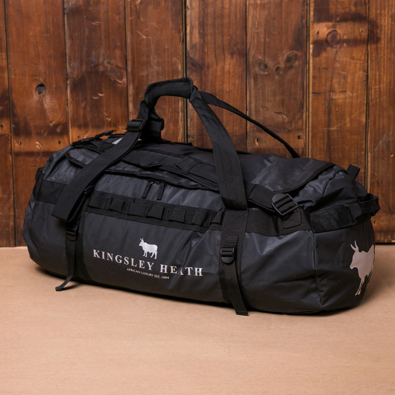 Kingsley Heath Packable Mamba Duffel Bag