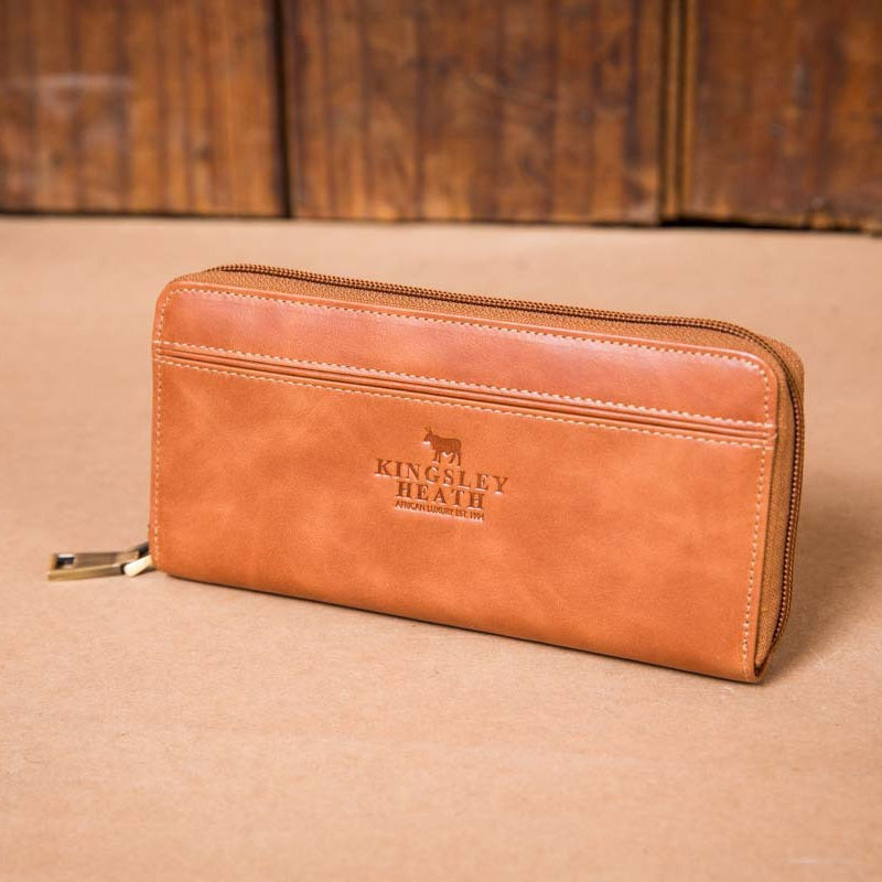 Kingsley Heath Ladies Tan Purse
